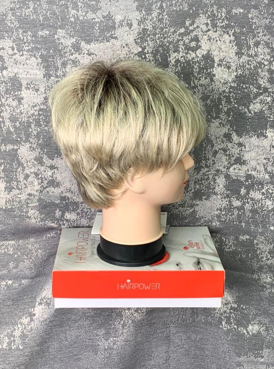 Ellen Wiile: классическая модель парика (вид сбоку)