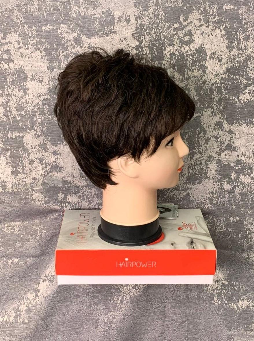 Купить парик из натуральных волос