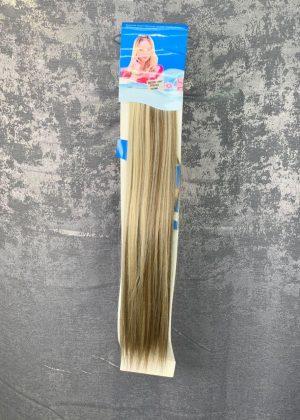 Пряди из искусственных волос на заколках