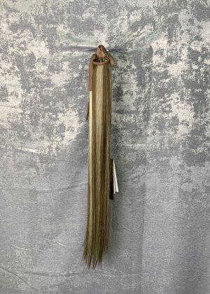 Хвост на ленте оригинальное окрашивание