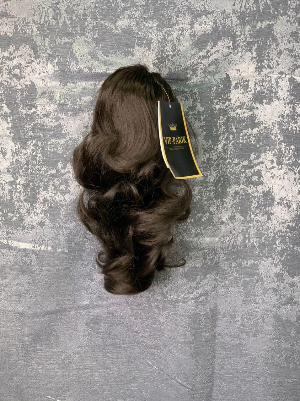 Шиньон вип-парик средней длины